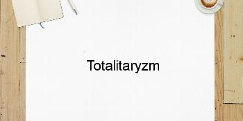 Totalitaryzm